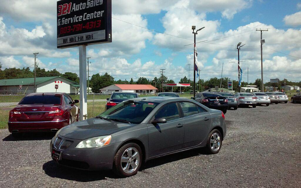 2008 Pontiac G6 GT photo