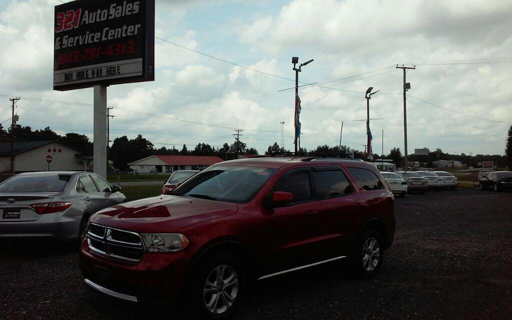 2011 Dodge Durango Crew photo