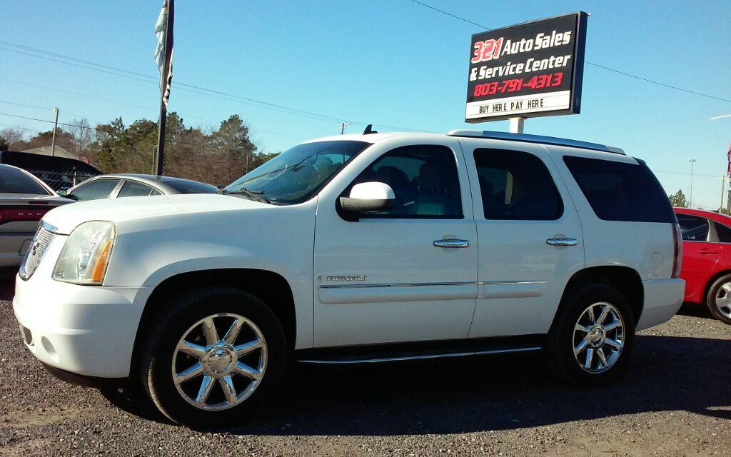 2008 GMC Yukon Denali photo