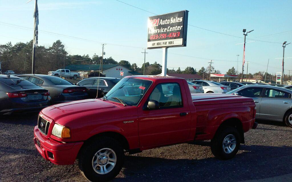 2004 Ford Ranger XL photo