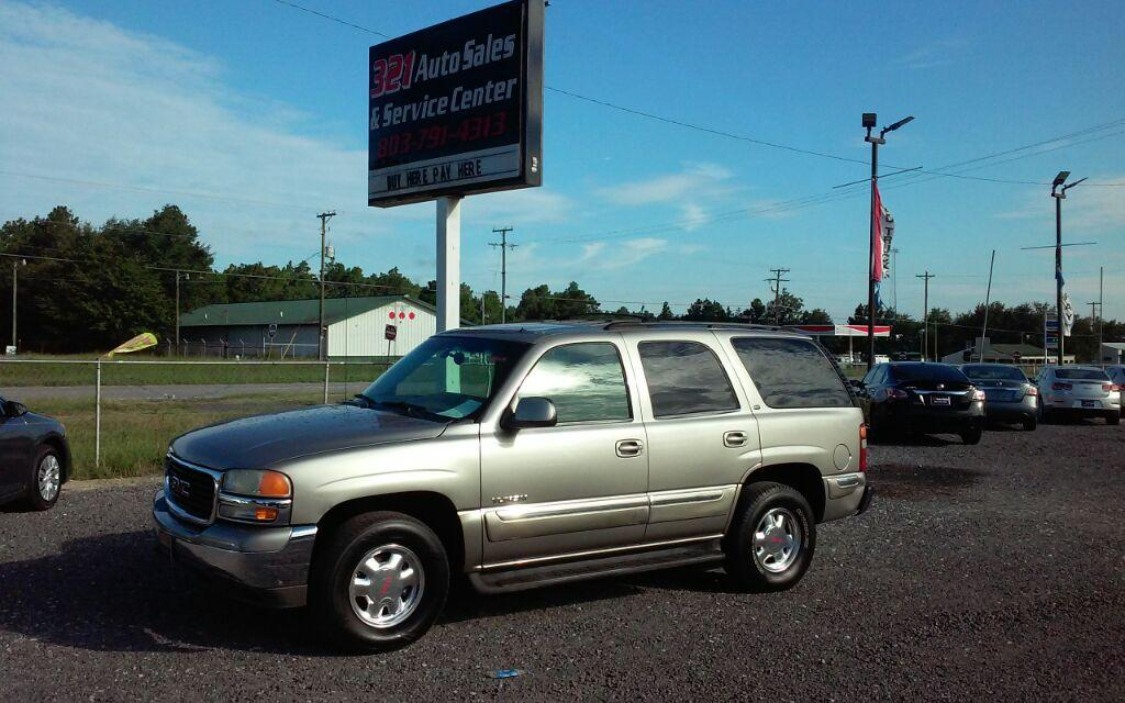 2002 GMC Yukon SLE photo