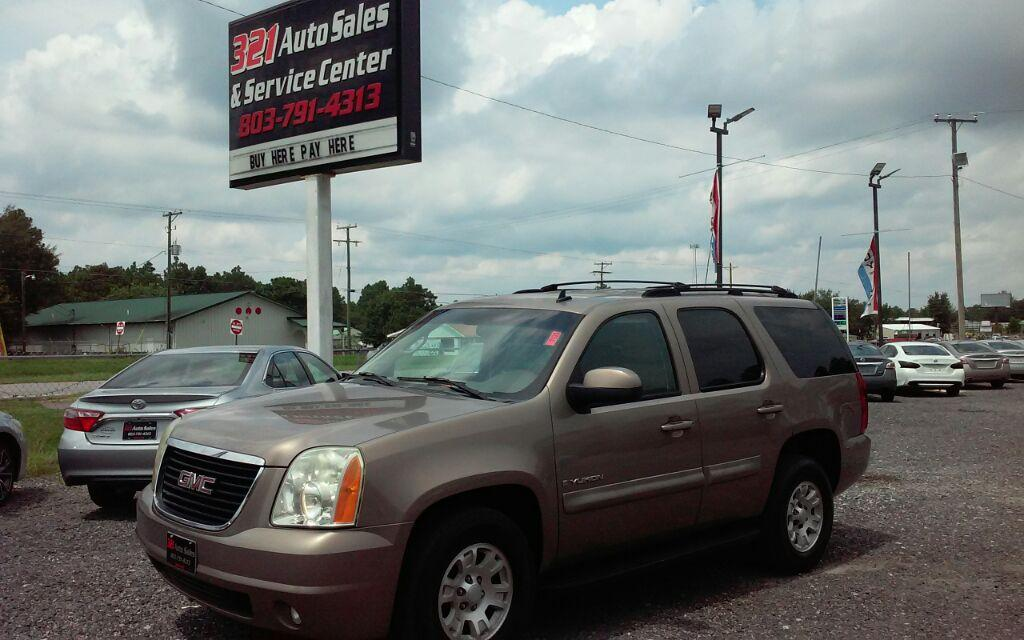 2007 GMC Yukon SLE photo