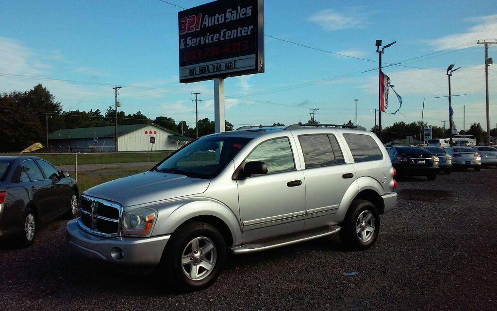 2005 Dodge Durango Limited photo