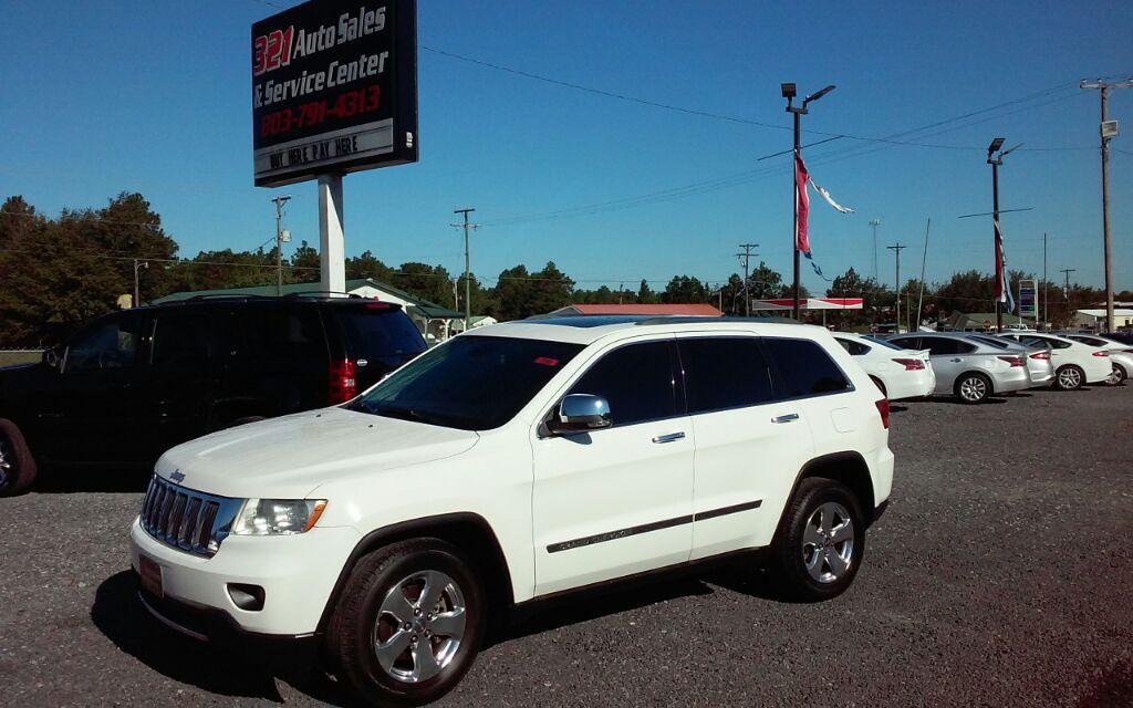2011 Jeep Grand Cherokee Limited photo