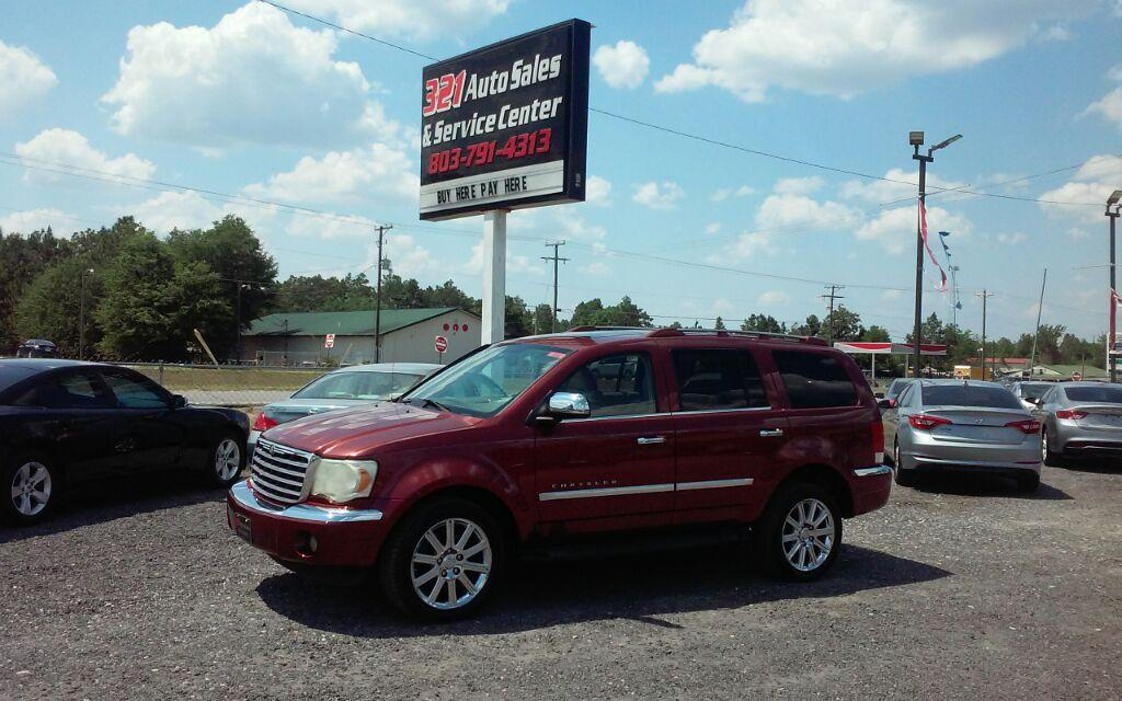 2007 Chrysler Aspen Limited photo