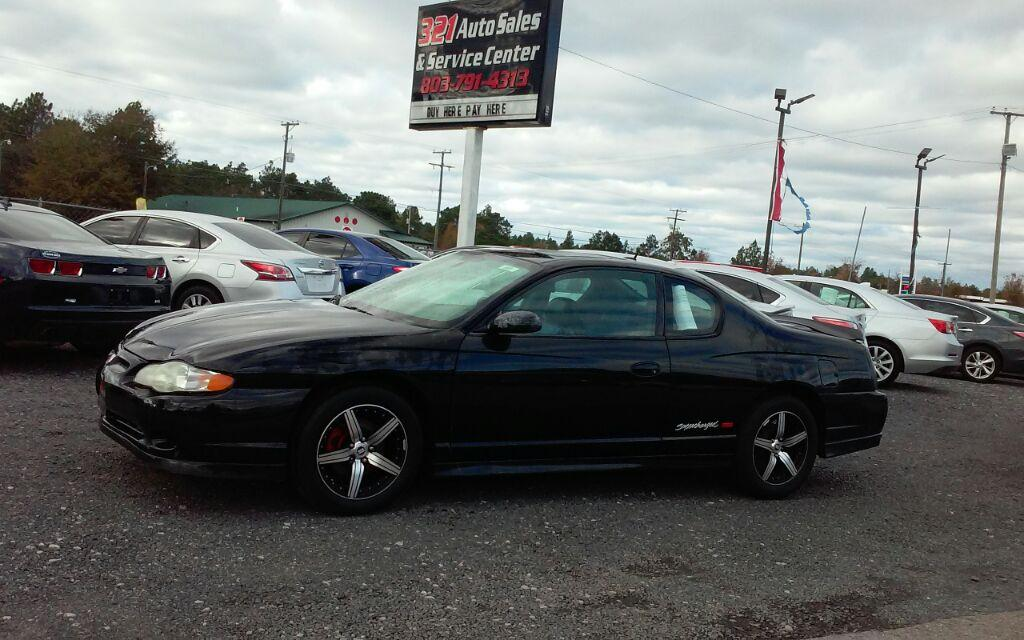 2005 Chevrolet Monte Carlo Supercharged SS photo