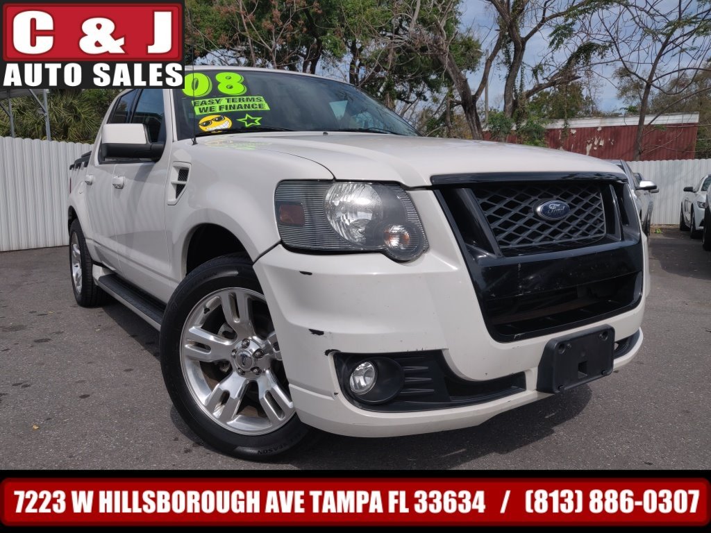 2008 Ford Explorer Sport Trac Limited photo