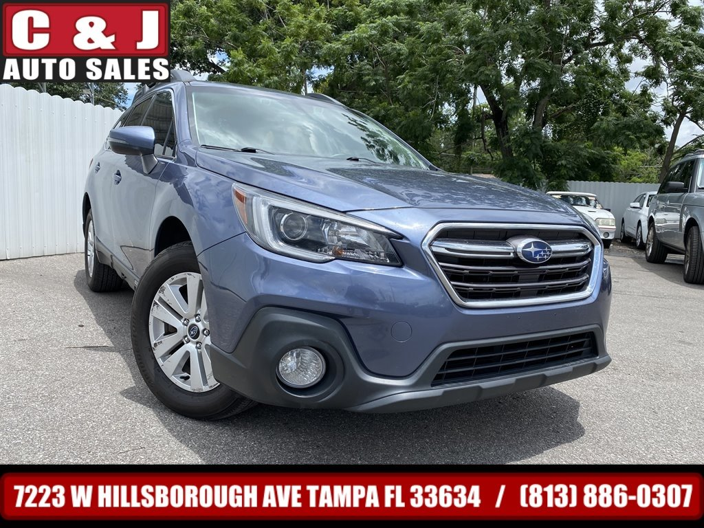 2018 Subaru Outback Premium photo