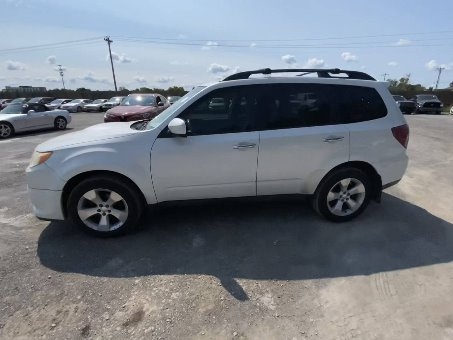 2010 Subaru Forester 2.5XT Limited photo