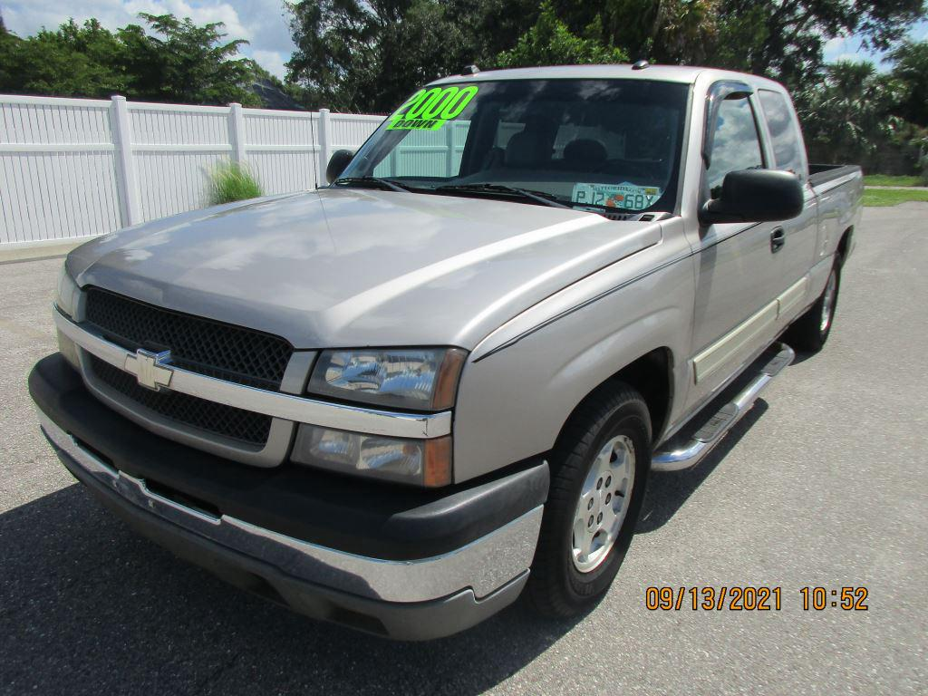 2004 Chevrolet Silverado 1500 Work Truck photo