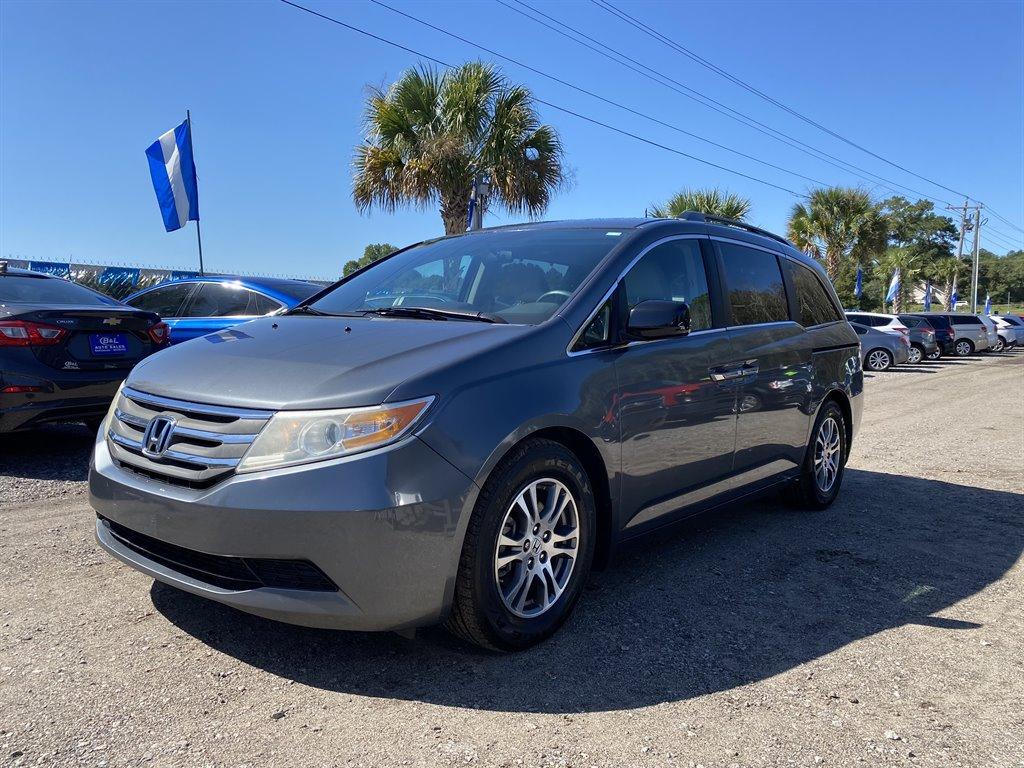 2013 Honda Odyssey EX photo