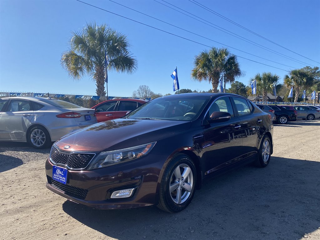 2014 Kia Optima LX photo