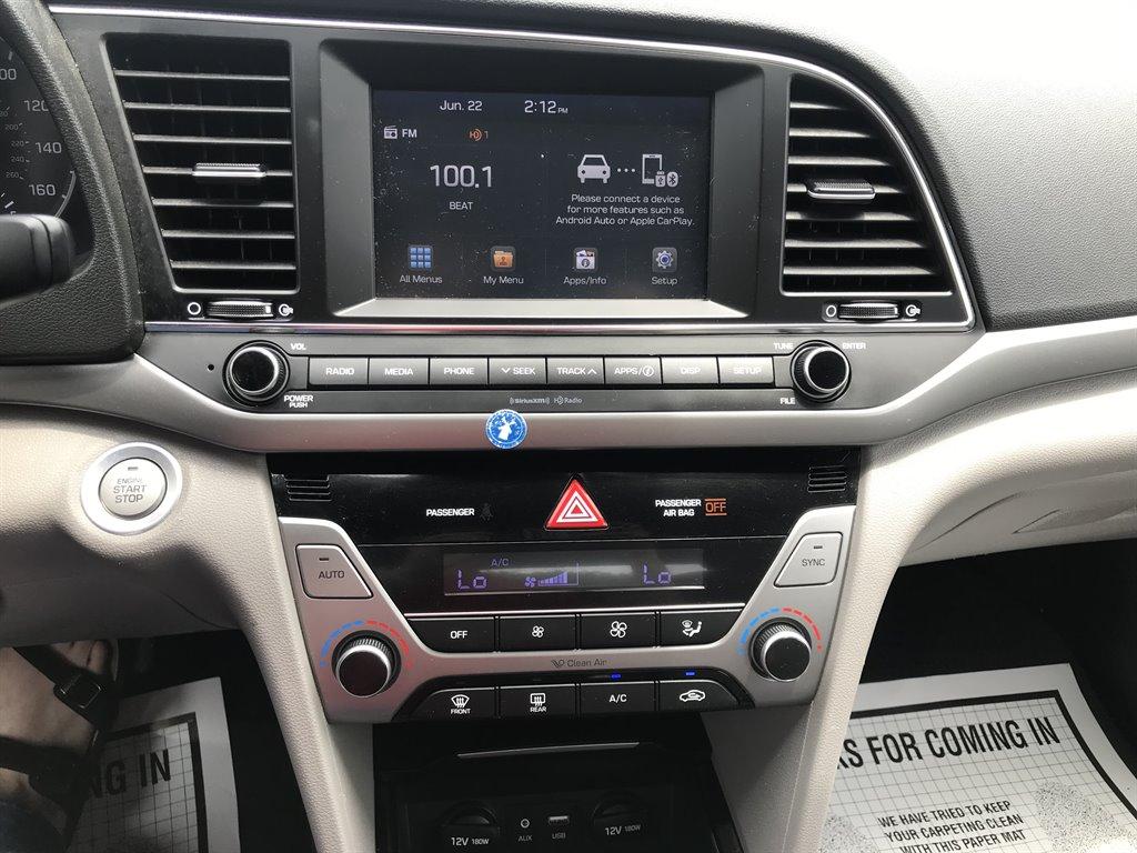 2018 Hyundai Elantra Limited photo