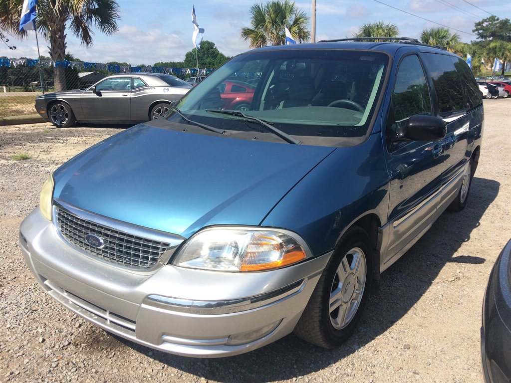 2003 Ford Windstar SEL photo