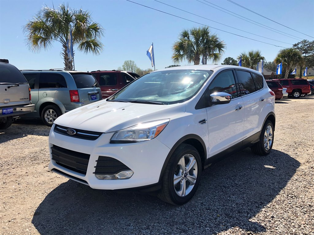 2014 Ford Escape SE photo