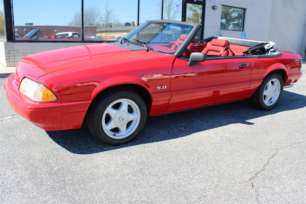 1992 Ford Mustang LX 5.0 photo