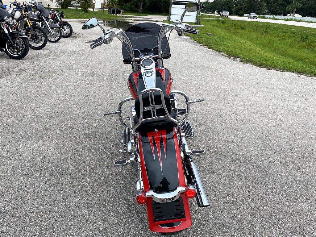 2011 Harley-Davidson Flstse2 Softail CVO  photo