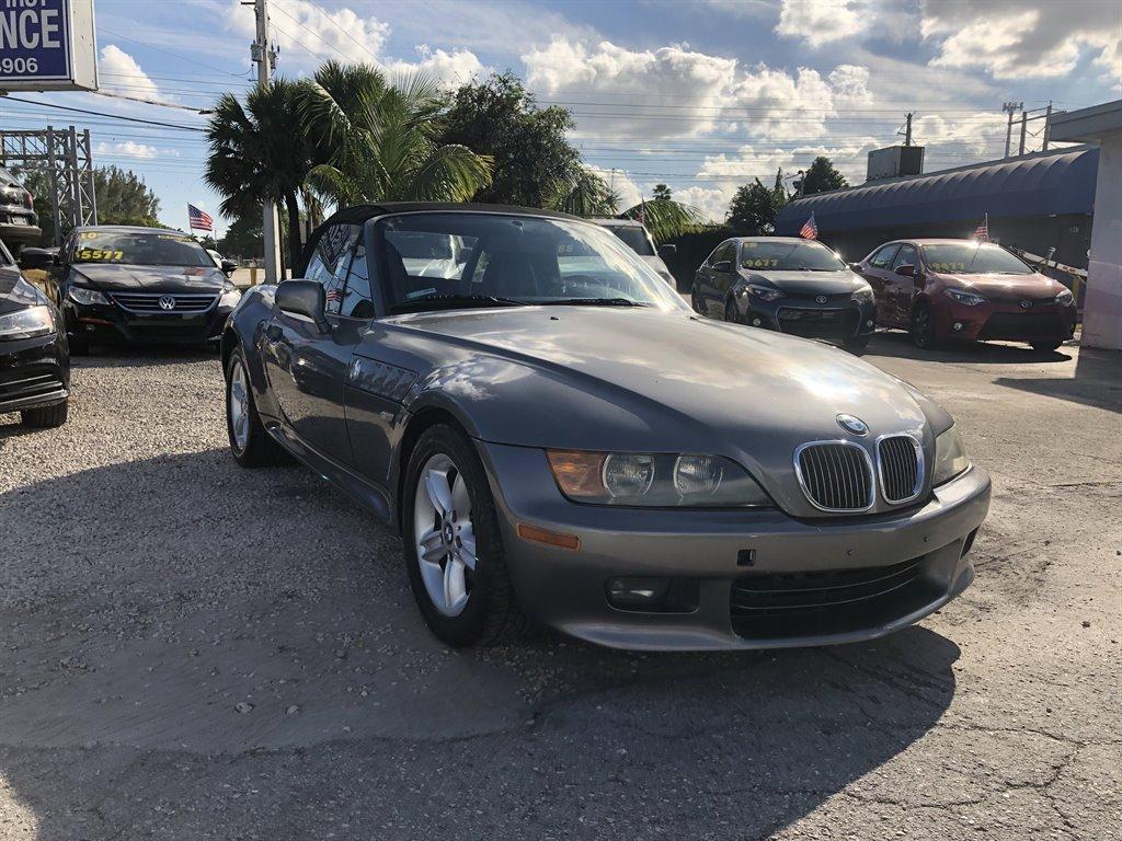 2002 BMW Z3 2.5i photo