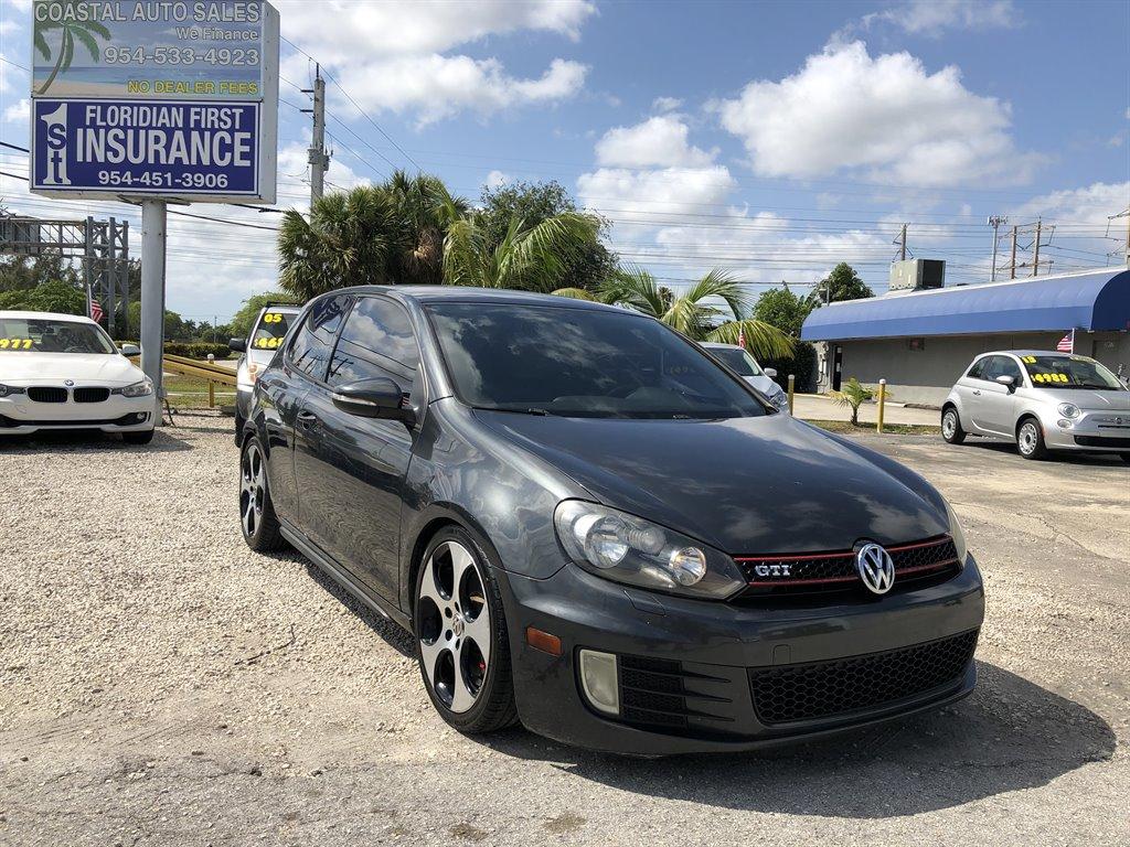 2012 Volkswagen GTI photo