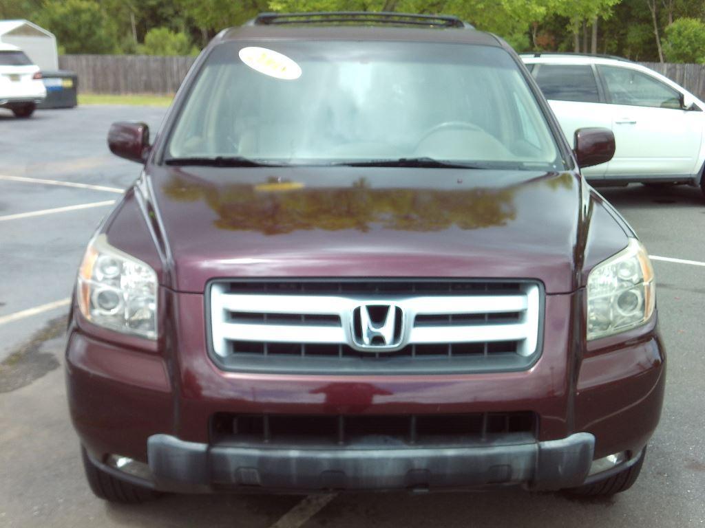2008 Honda Pilot EX-L photo