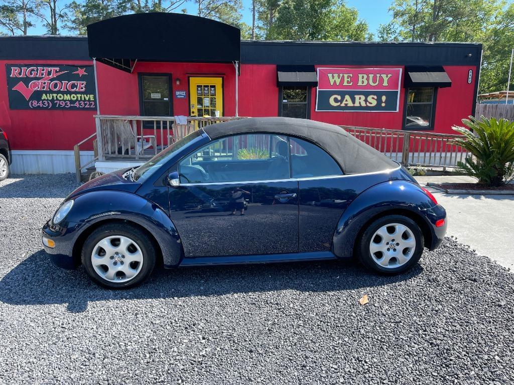 2003 Volkswagen New Beetle GLS photo