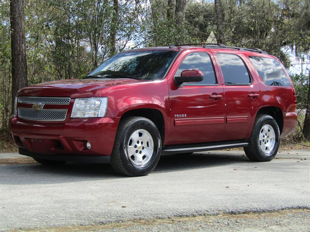 2010 Chevrolet Tahoe LT photo