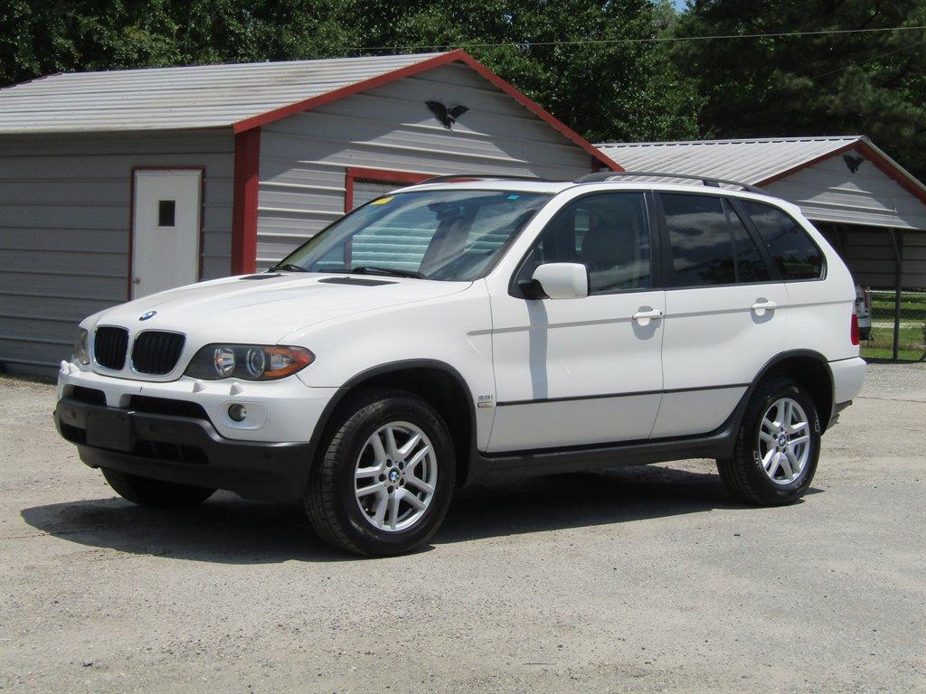 2005 BMW X5 3.0i photo