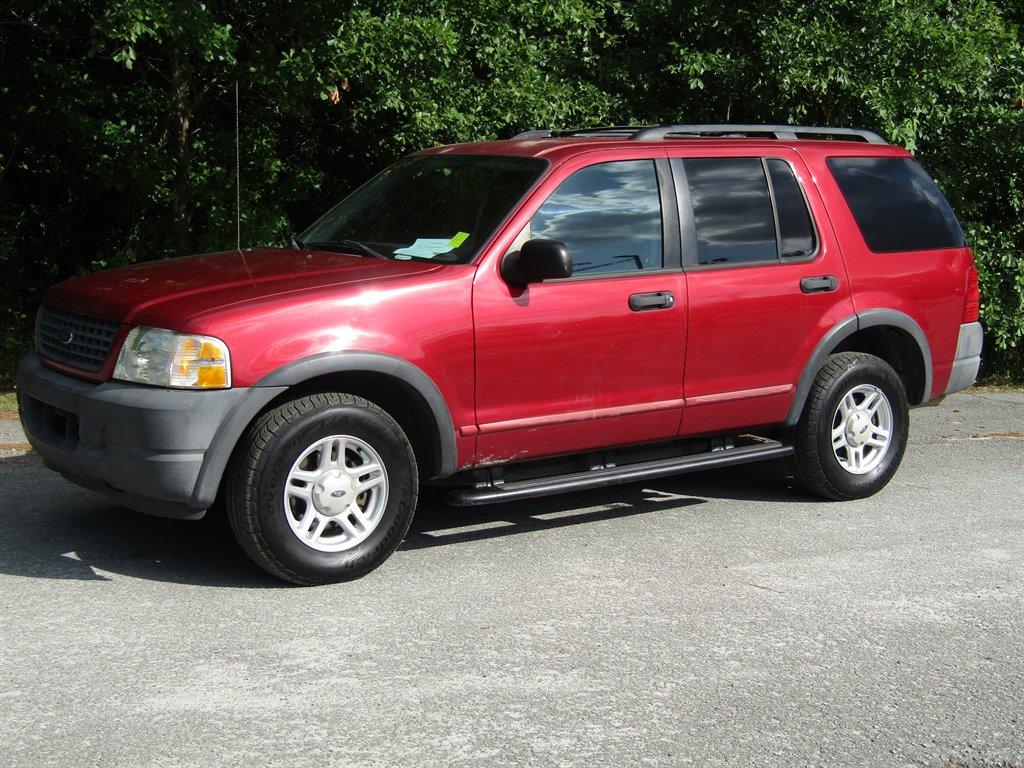 2003 Ford Explorer XLS photo