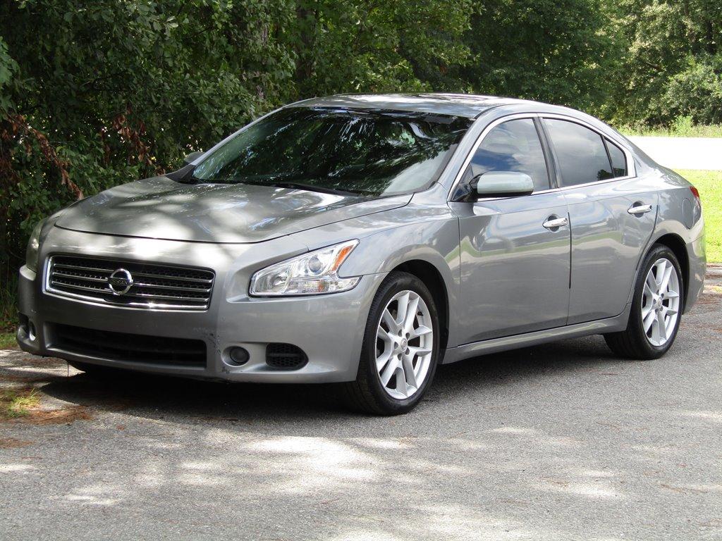 2009 Nissan Maxima 3.5 SV photo