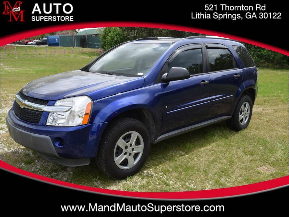 2006 Chevrolet Equinox LS photo