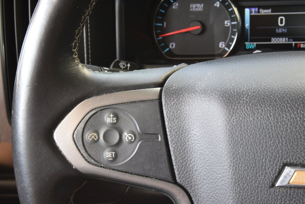 2014 Chevrolet Silverado 1500 LTZ photo
