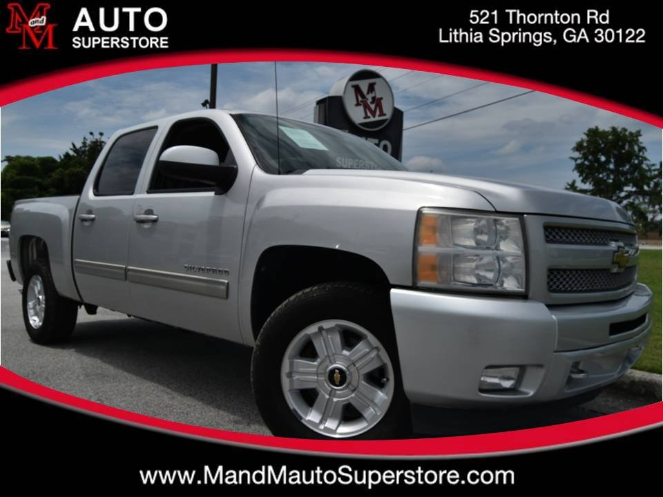 2011 Chevrolet Silverado 1500 LT photo