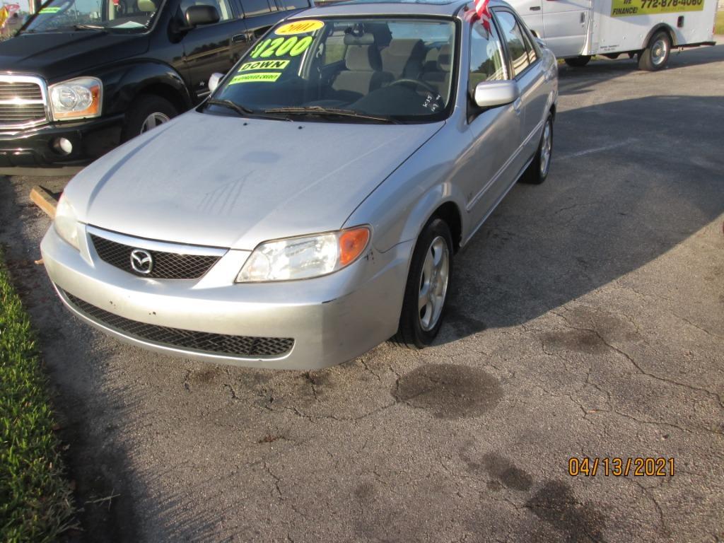 2001 Mazda Protege ES photo
