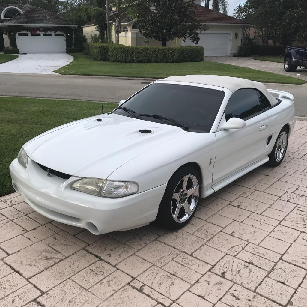 1997 Ford Mustang SVT Cobra photo
