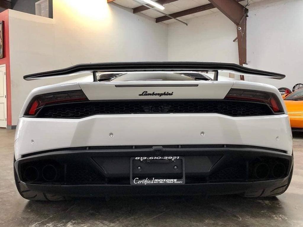 2015 Lamborghini Huracan UGR Twin-Turbo  photo