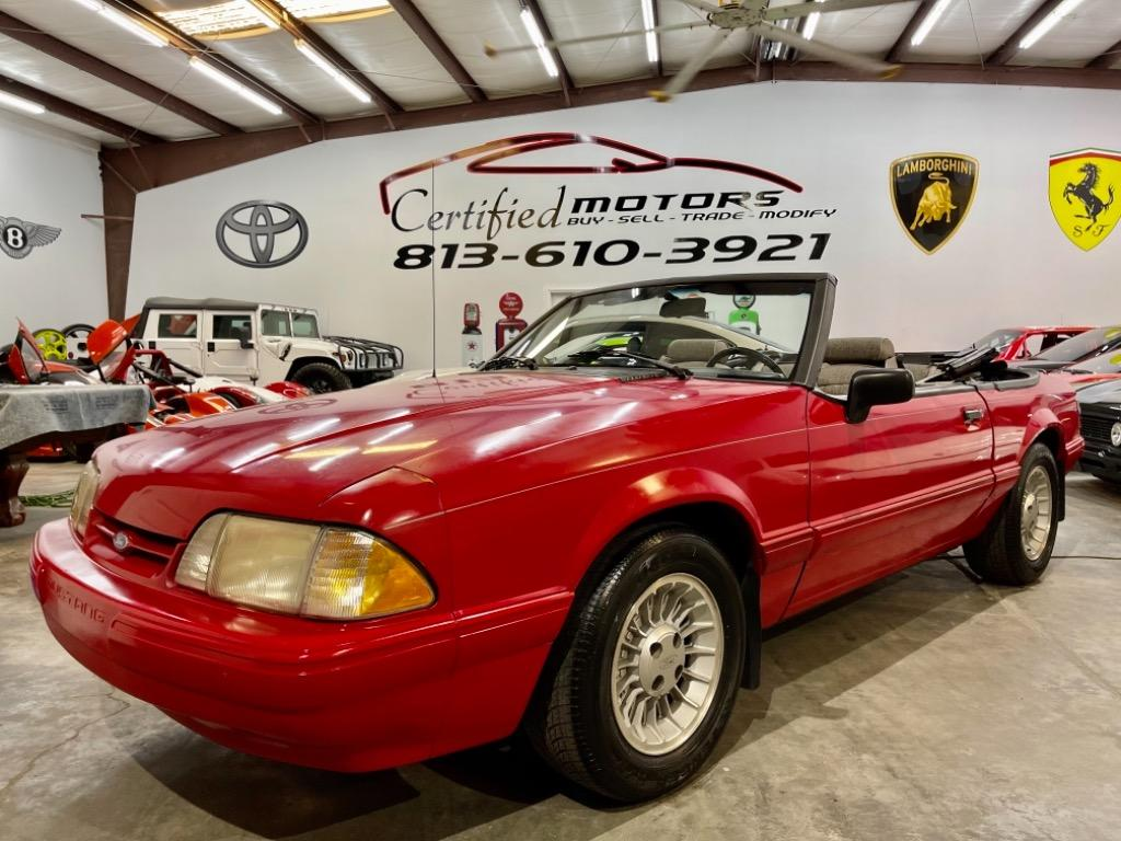 1992 Ford Mustang LX photo