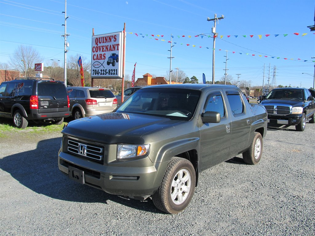 2006 Honda Ridgeline RTS photo