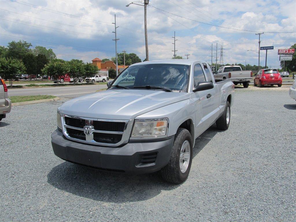 2008 Dodge Dakota SXT photo