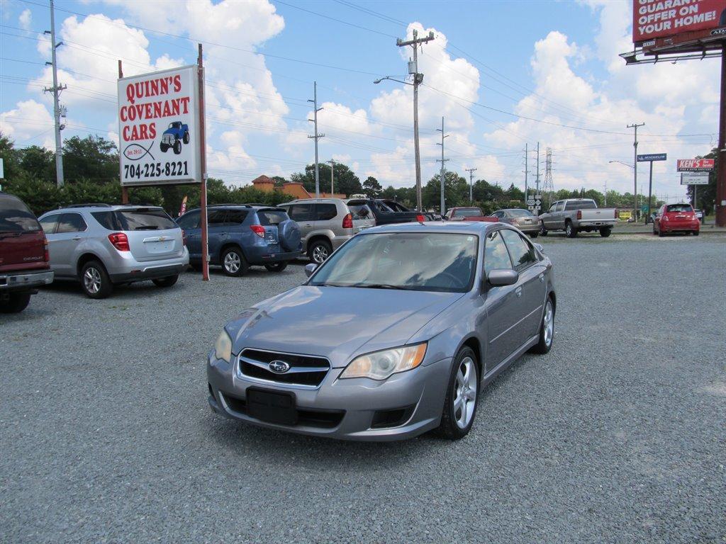 2009 Subaru Legacy 2.5i photo