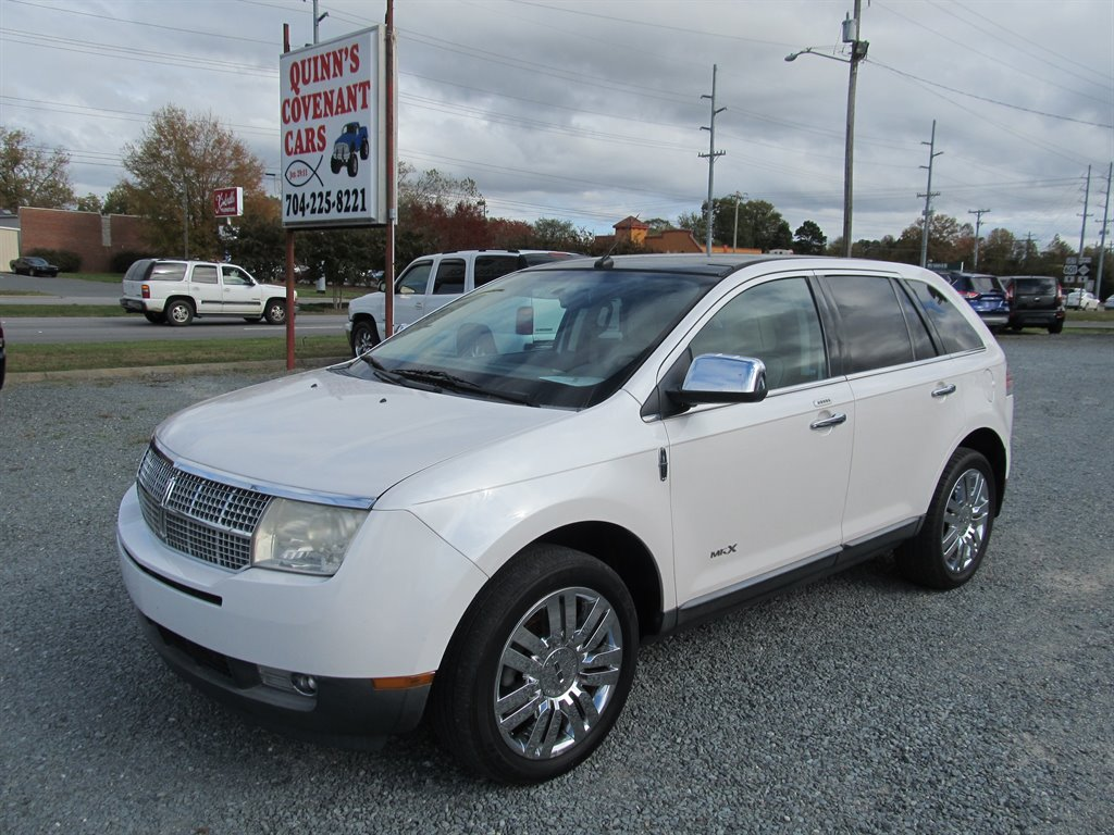 2009 Lincoln MKX photo