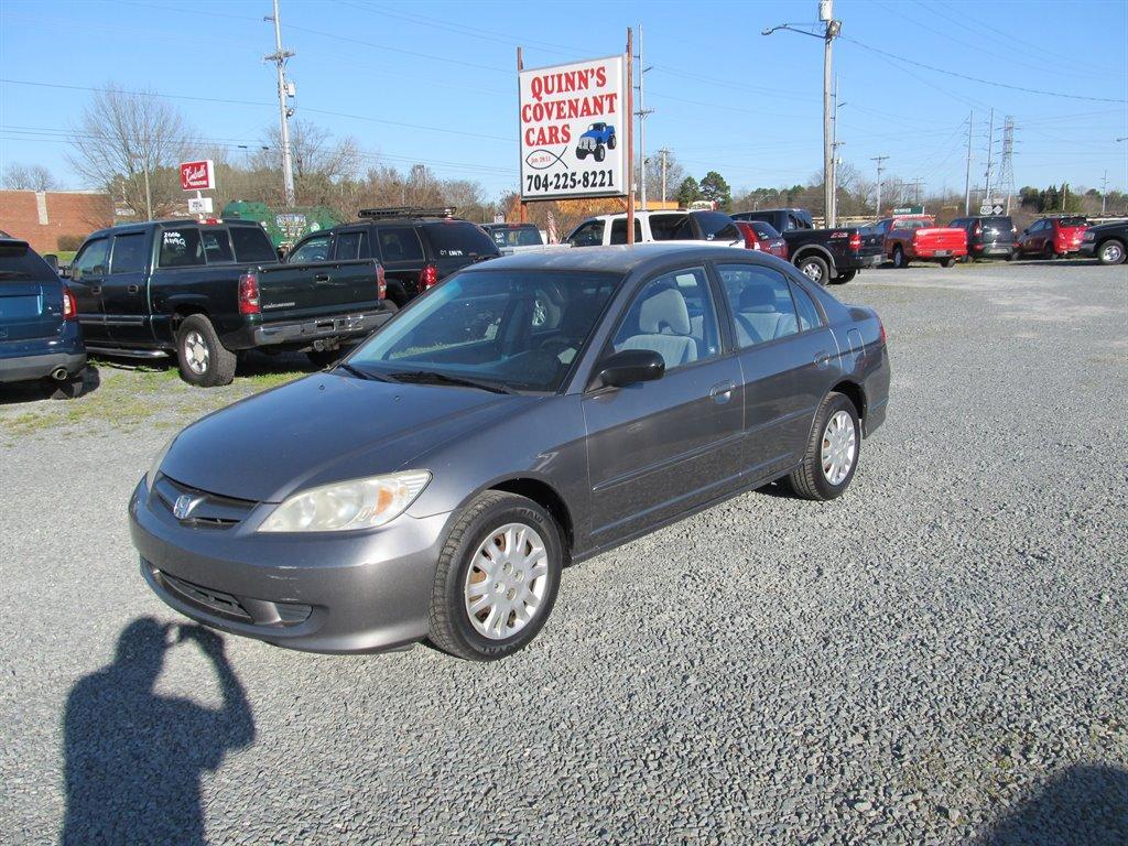 2004 Honda Civic LX photo
