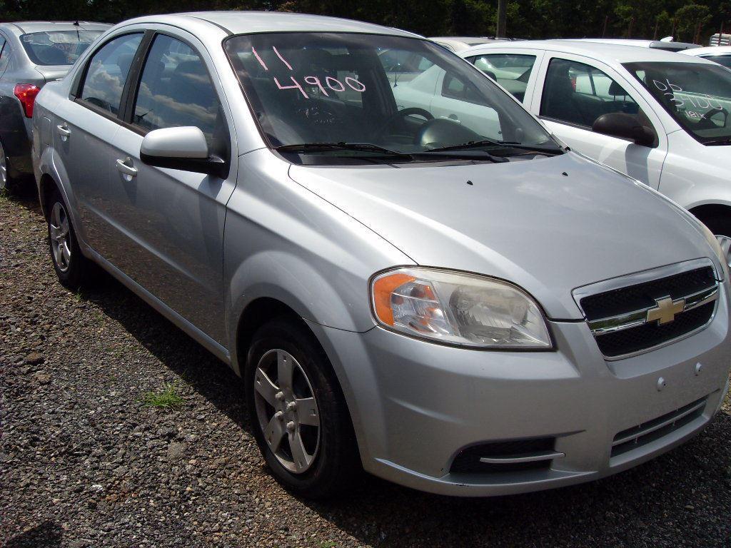 2011 Chevrolet Aveo LS