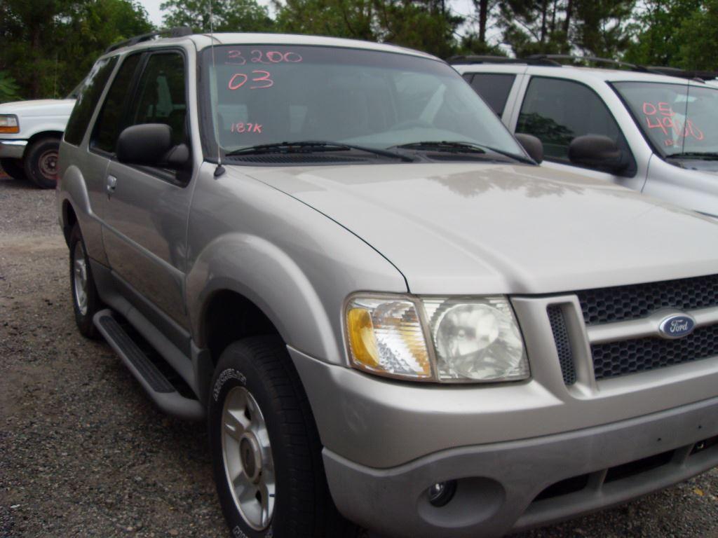 2003 Ford Explorer Sport XLT