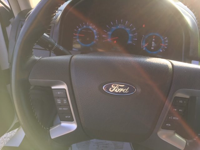 2011 Ford Fusion Sport photo