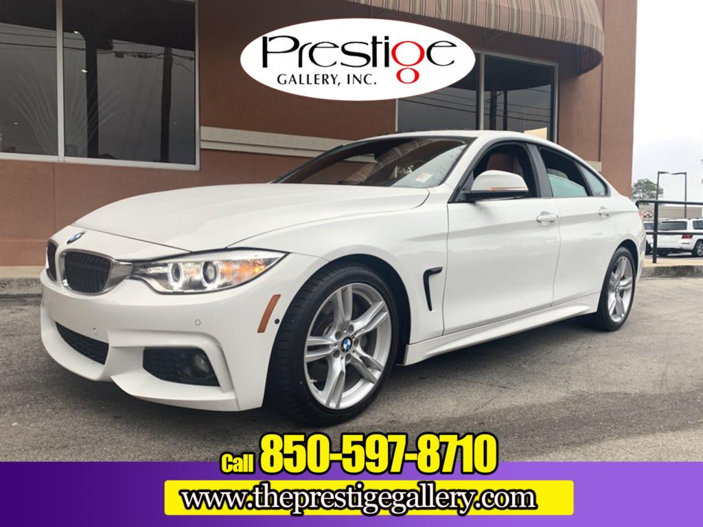 2016 BMW 4-Series 428i Gran Coupe