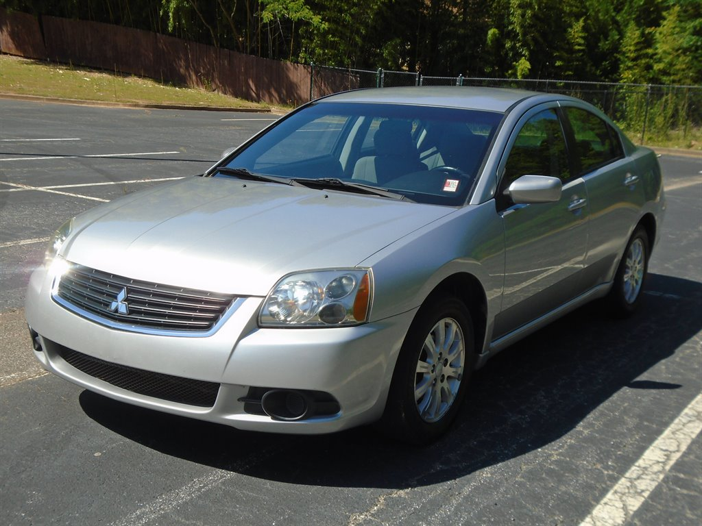 2009 Mitsubishi Galant Sport Edition photo