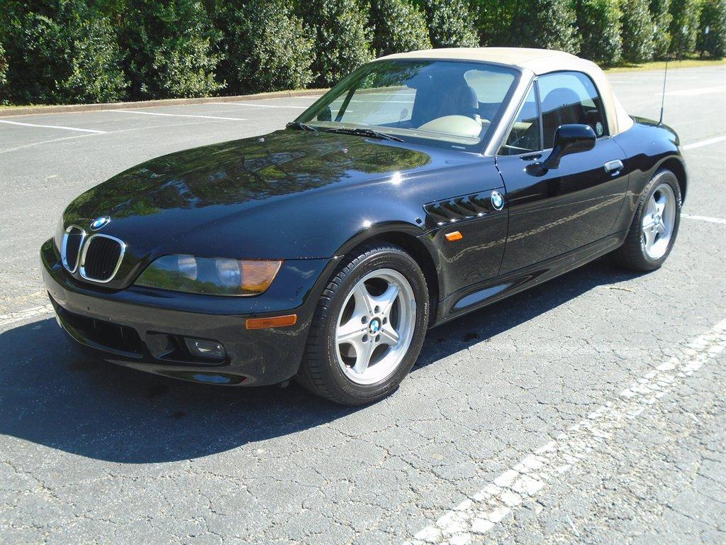 1997 BMW Z3 1.9 photo