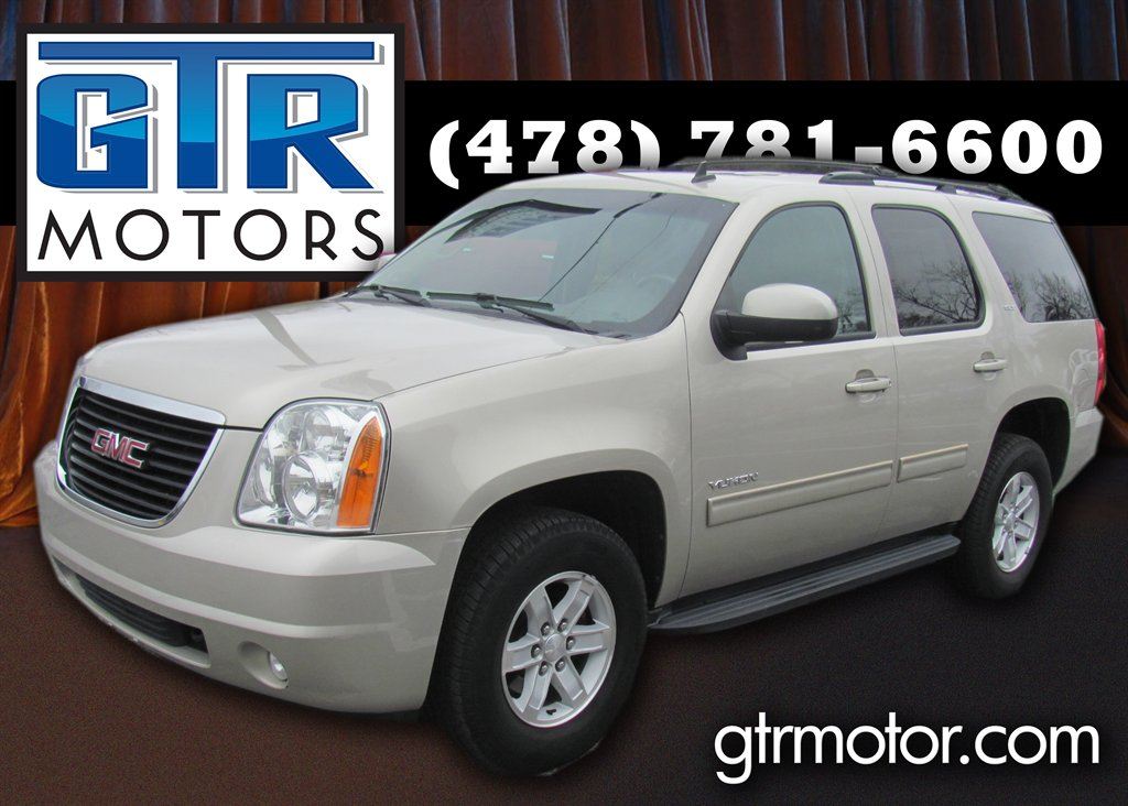 2013 GMC Yukon SLT photo