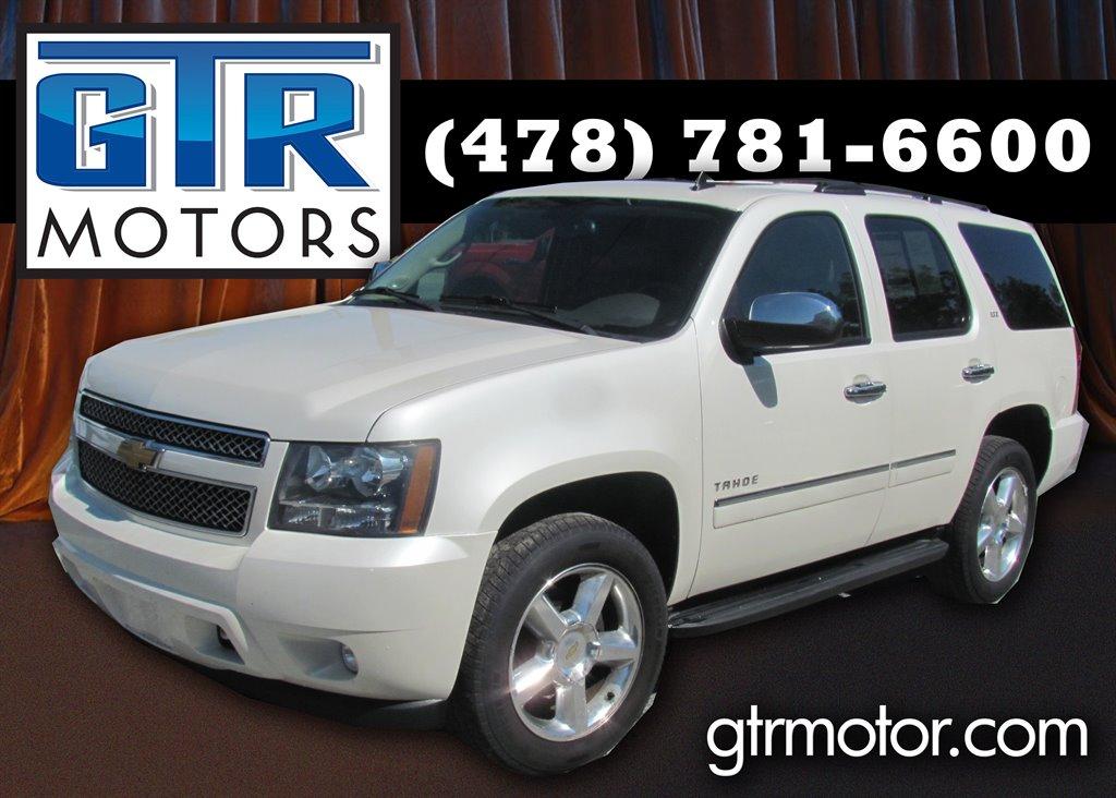 2013 Chevrolet Tahoe LTZ photo