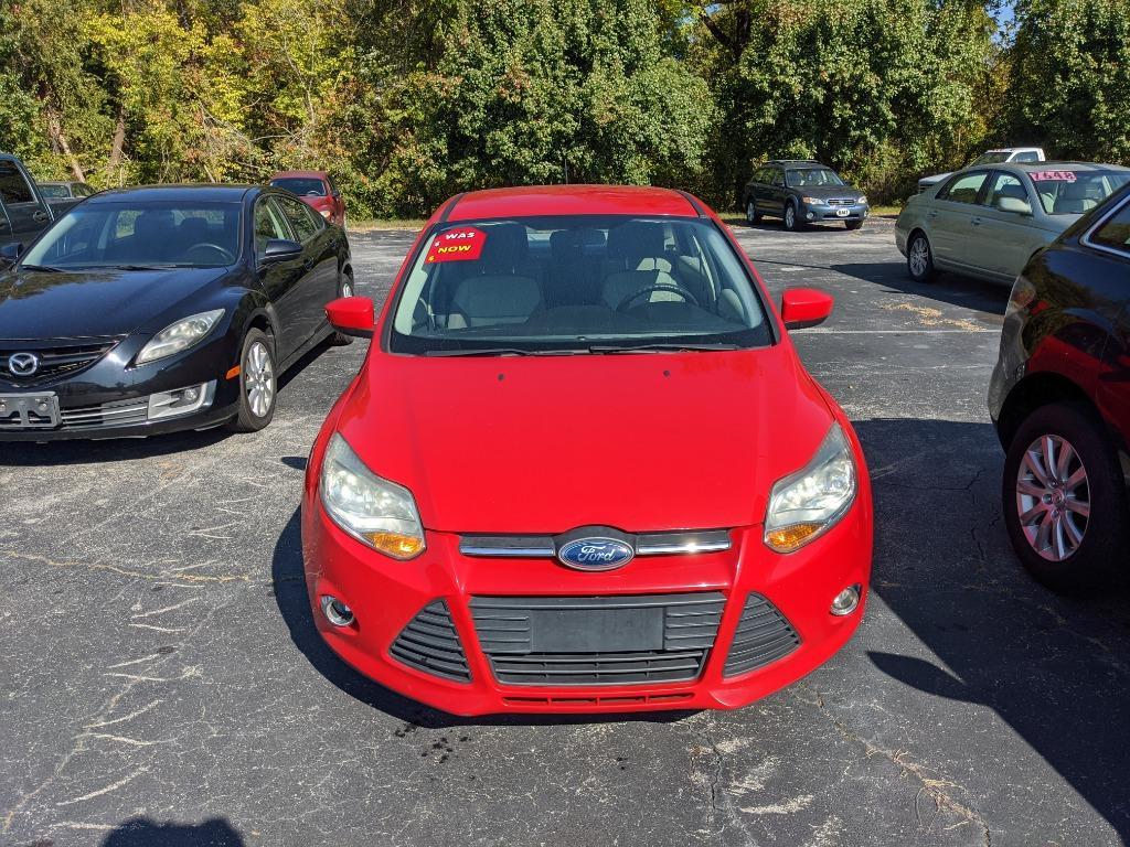 2012 Ford Focus SE photo